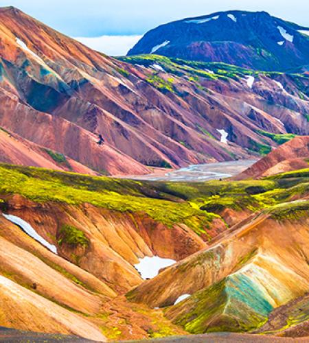Voyage sur-mesure en Islande : découverte de le Landmannalaugar