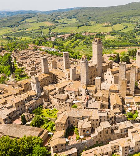 Vacances en Italie avec TourCom