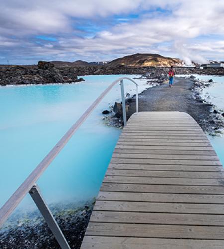 Voyage sur-mesure en Islande : découverte du Blue Lagoon